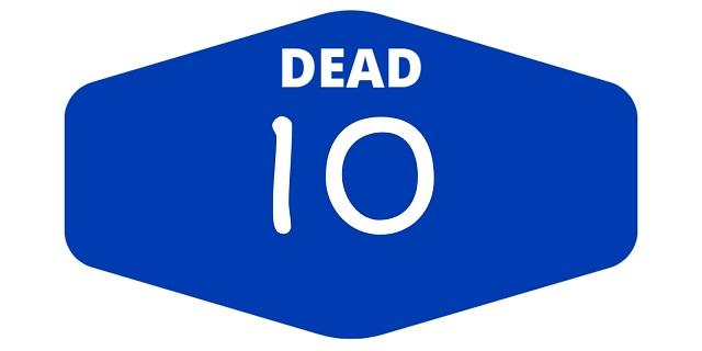 week 10 dead games 2021