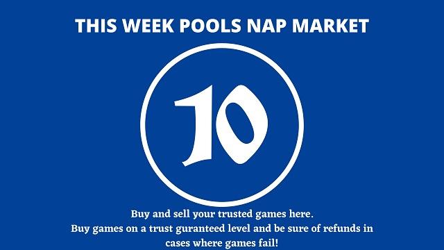 week 10 nap market 2021