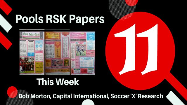 week 11 rsk papers 2021
