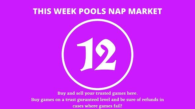 week 12 nap market 2021