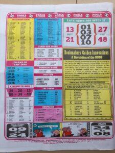 week 12 pool telegraph page 16