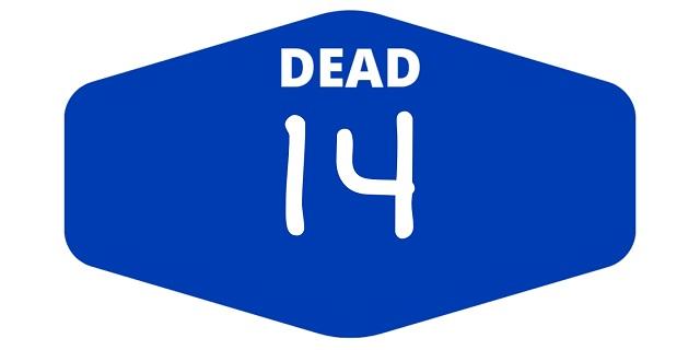 week 14 dead games 2021
