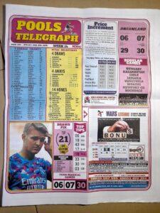 week 14 pool telegraph 2021 page 1
