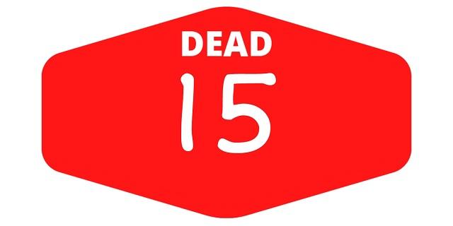 week 15 dead games 2021
