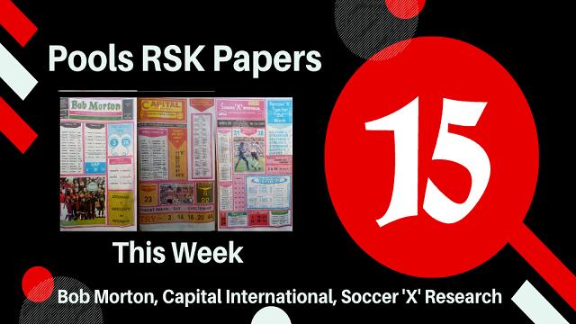 week 15 rsk papers 2021
