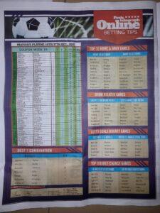 week 16 pool telegraph 2021 page 10