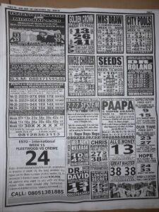 week 16 pool telegraph 2021 page 5